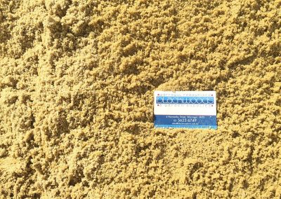 Fine Washed Concrete Sand