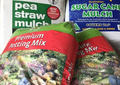 Mulch & Potting Mix
